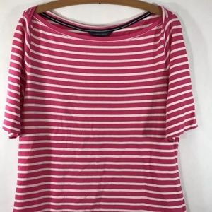 Tommy Hilfiger Shirt Knit Top Size Large